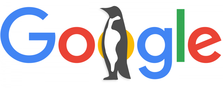 Google Penguin: Robot portrait of the guardian of the SEO
