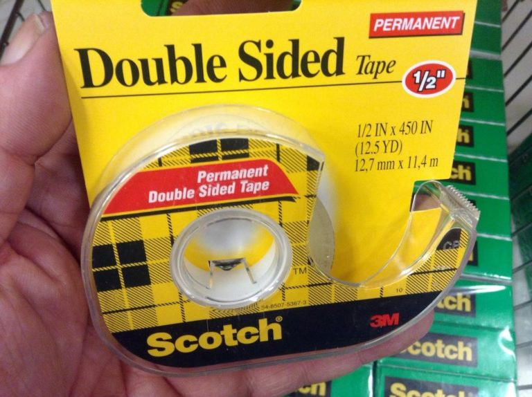 Double-sided industrial tape uses