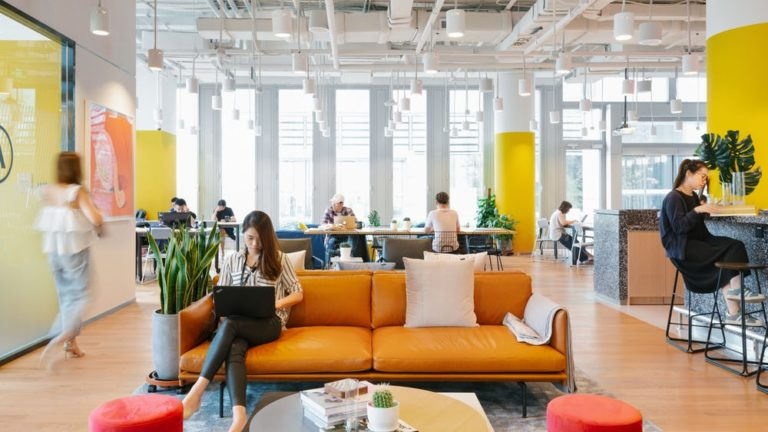 Some wonderfully designed offices around the globe