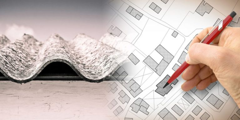 What to do if asbestos is found in the home or workplace