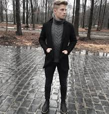 The Three Mens Winter Wardrobe Must Haves